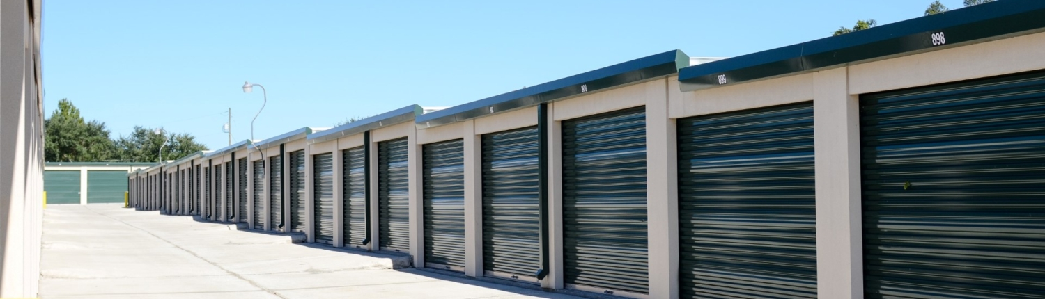 PreviousNext & Springhill Self Storage | Gainesville Florida | Storage Units